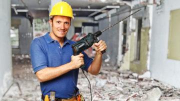Prace murarsko - wyburzeniowe